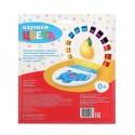 Книжка - игрушка с ленточками Изучаем цвета, 10 страниц