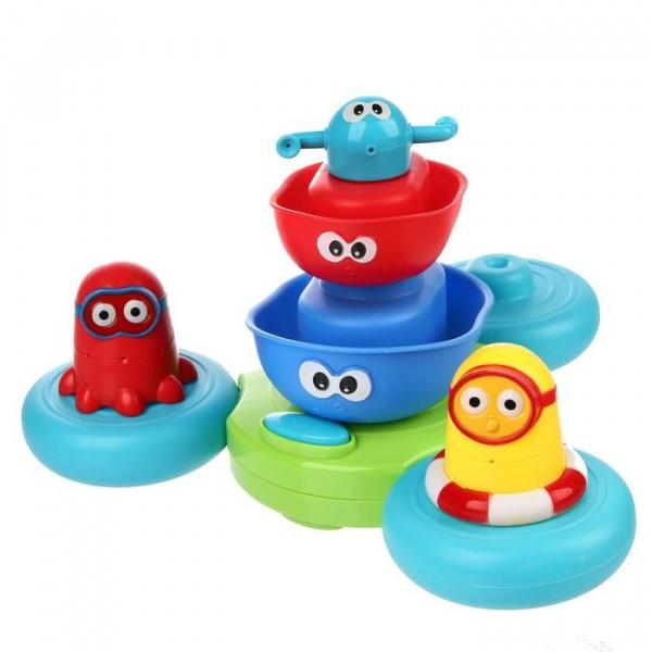 Игрушка для игры в ванной Островки