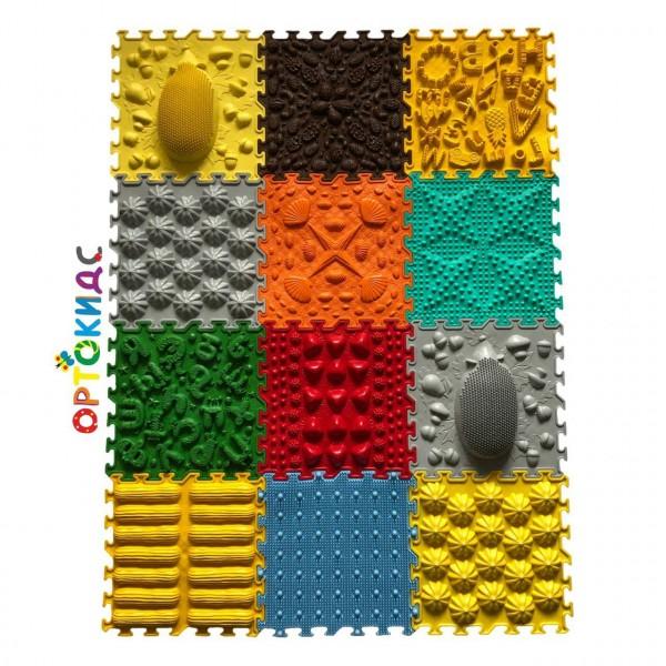 Массажный коврик Ортокидс 12