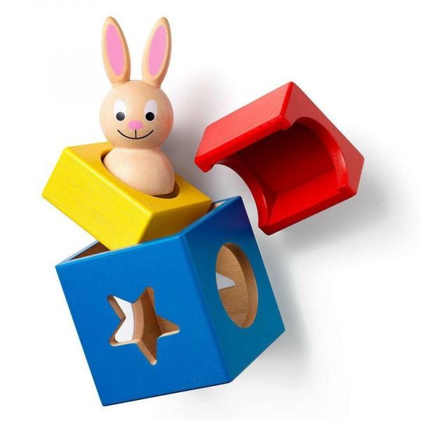 Игра Застенчивый кролик