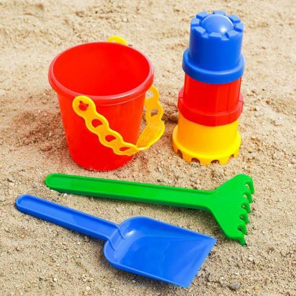 Набор для игры в песке №6  МИКС
