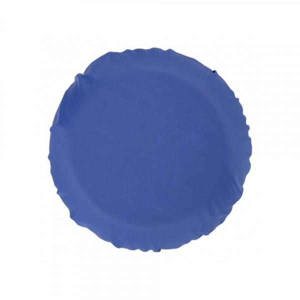 Чехлы на колеса прогулочной коляски, 4 шт. в сумке (цвет голубой). Для колес диаметром до 25 см.