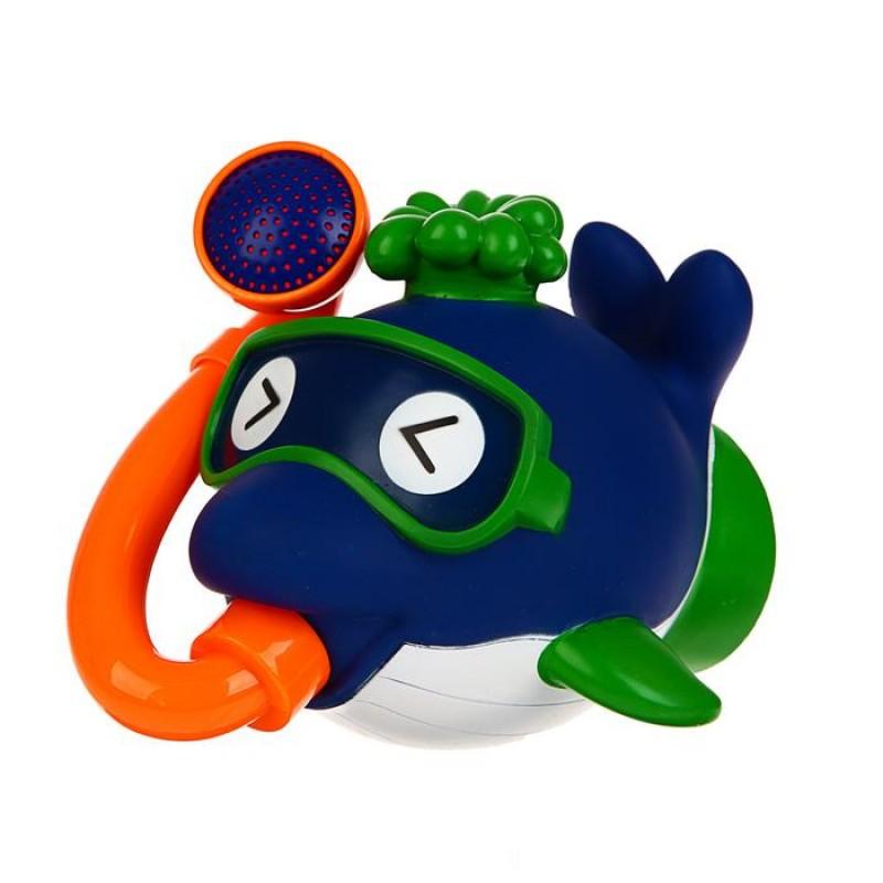 Игрушка для ванной Кит в маске