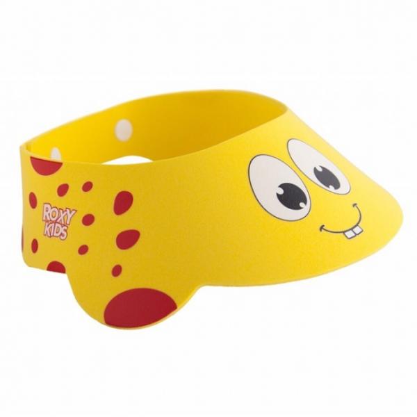 Защитный козырек для мытья головы Желтый жирафик