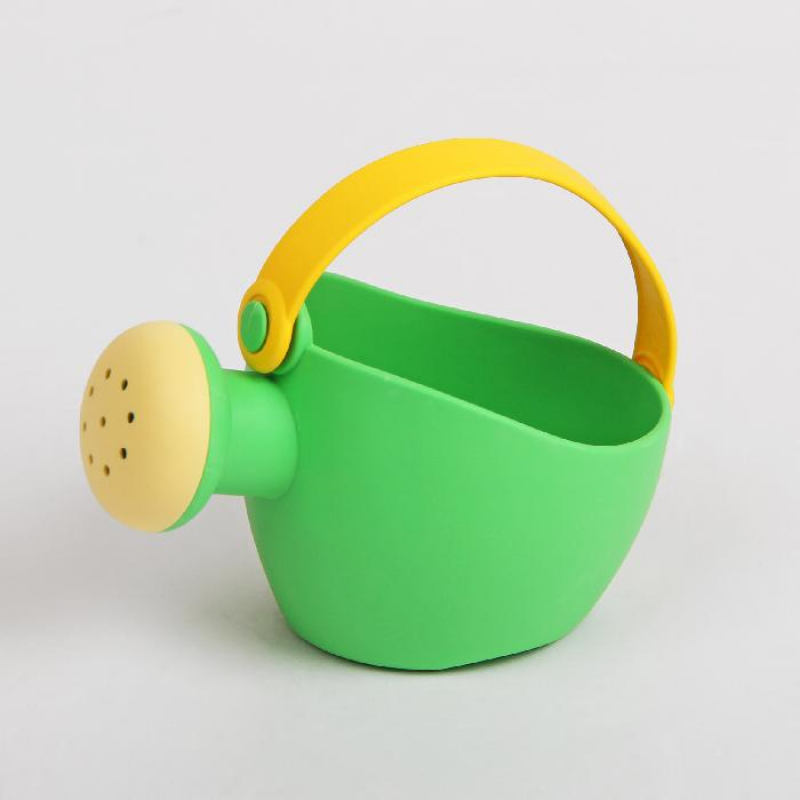 Игрушка для купания Лейка мягкая (зеленая)