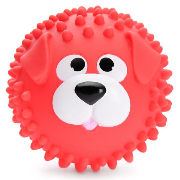 Мяч массажный Собачка 8,5 см