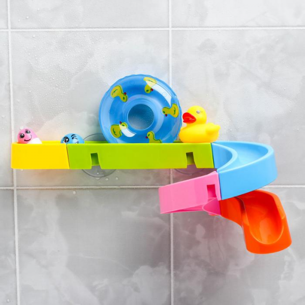 Набор игрушек для купания Игровая горка