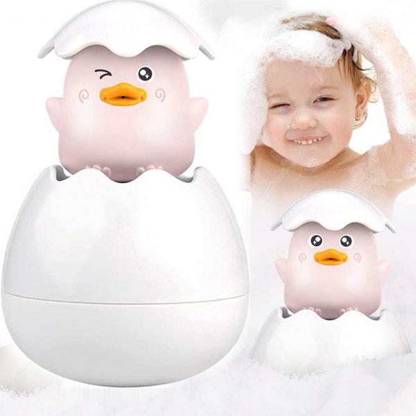 Игрушка для купания Цыпленок в  яйце