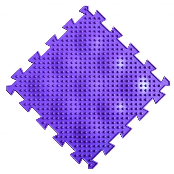Ежики мягкие фиолетовые