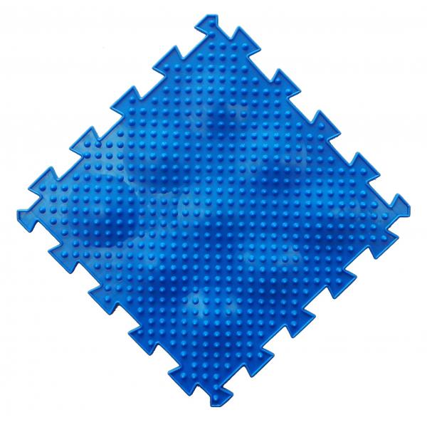 Ежики жесткие синие