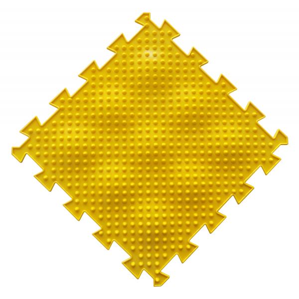 Ежики мягкие желтые