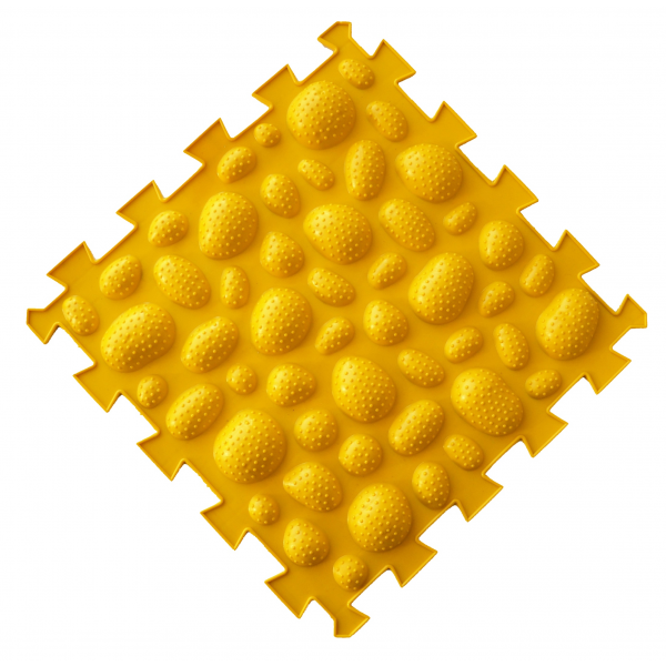 Камни желтые