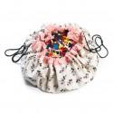 2 в 1: мешок Disney Minnie Gold для хранения игрушек и игровой коврик Play&Go.