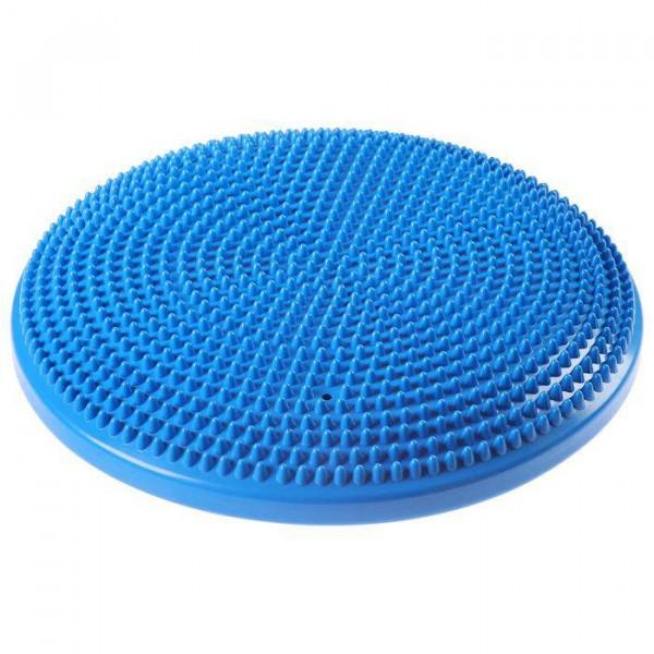 Диск балансировочный массажный, d=33 см, 900 г, голубой