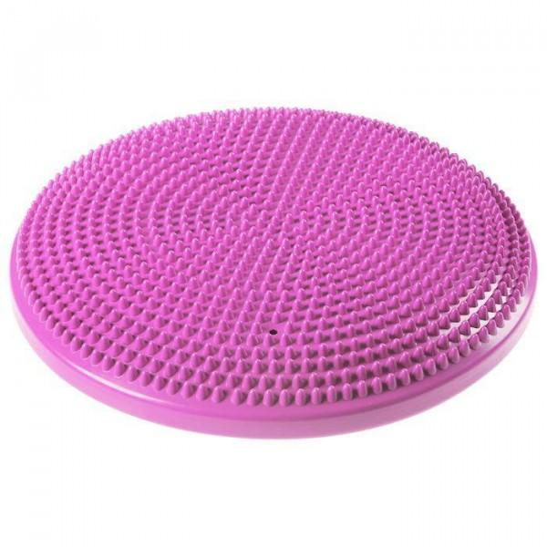 Диск балансировочный массажный, d=33 см, 900 г, розовый